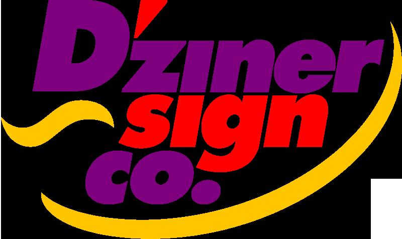 Dziner Sign Company Logo