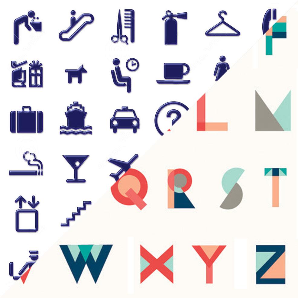 Clipart & Typefaces