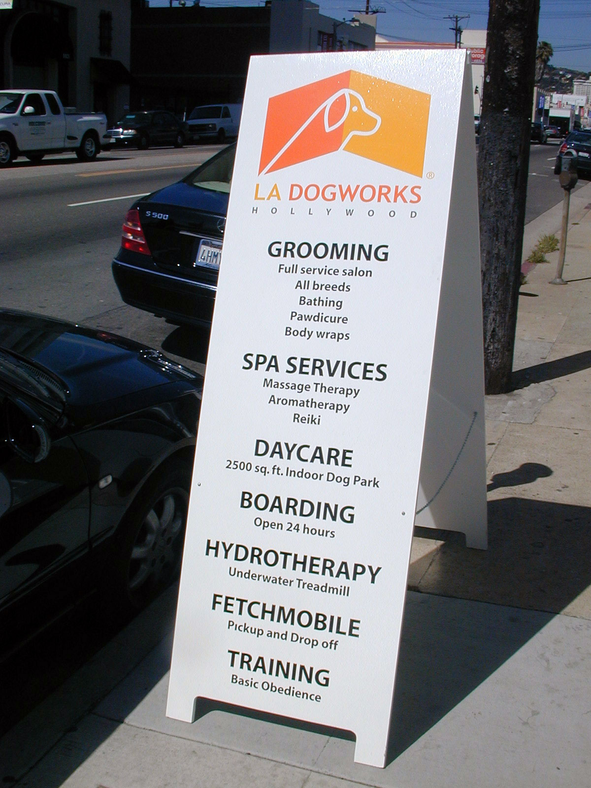 D\'ziner Sign Co. | Sidewalk / A Frame Signs