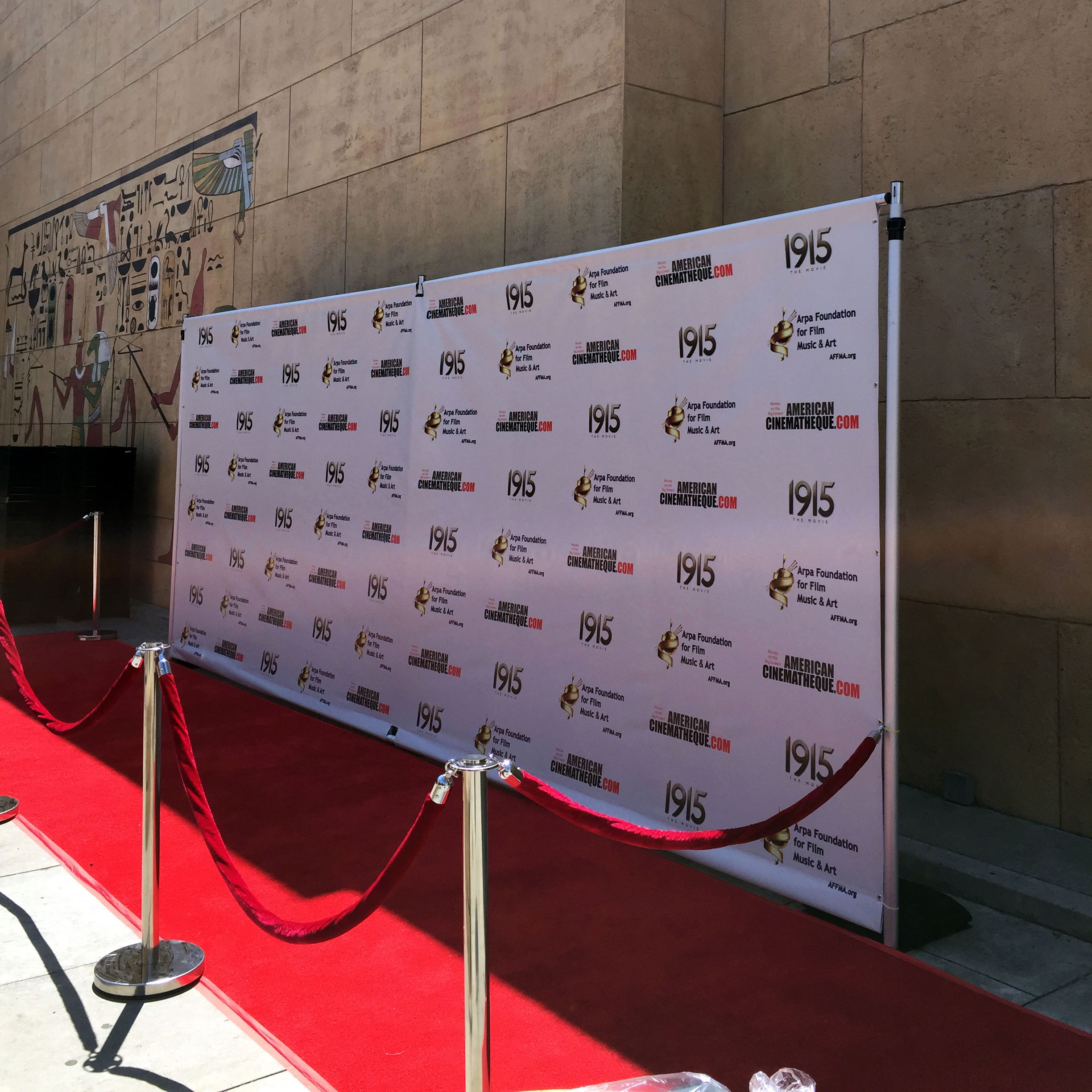 D Ziner Sign Co Step Amp Repeat Banners
