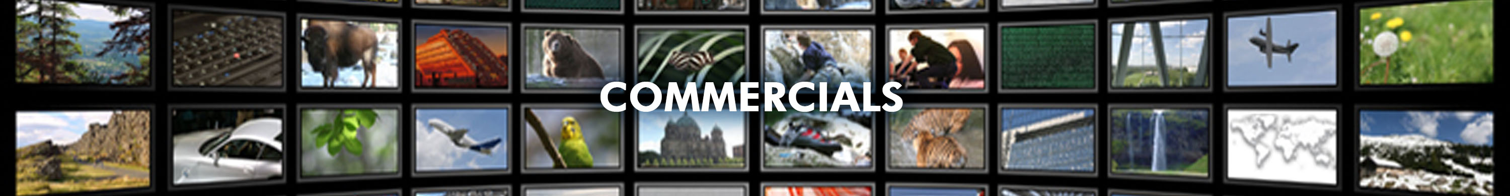 Entertainment Banner Commercials